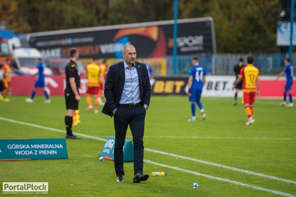 Radosław Sobolewski zwolniony z funkcji trenera Wisły Płock  - Zdjęcie główne