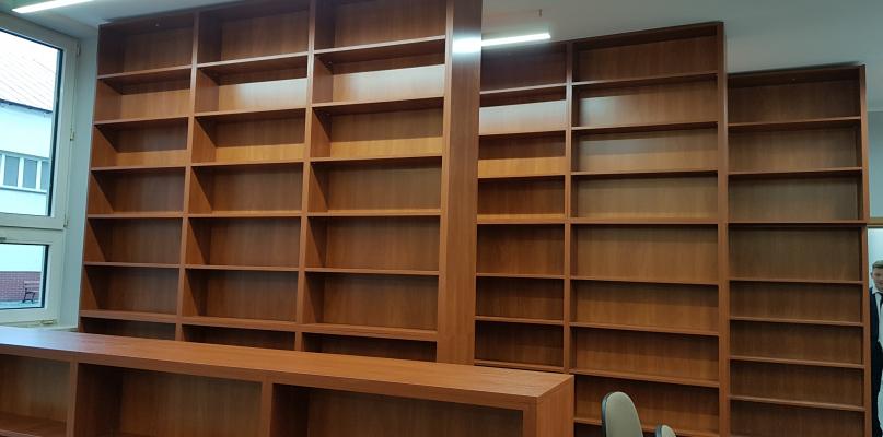 Małachowianka z nową biblioteką. Już nie w wieży  - Zdjęcie główne