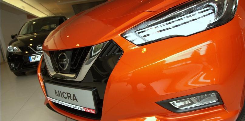 Czy to może być Nissan Micra? - Zdjęcie główne