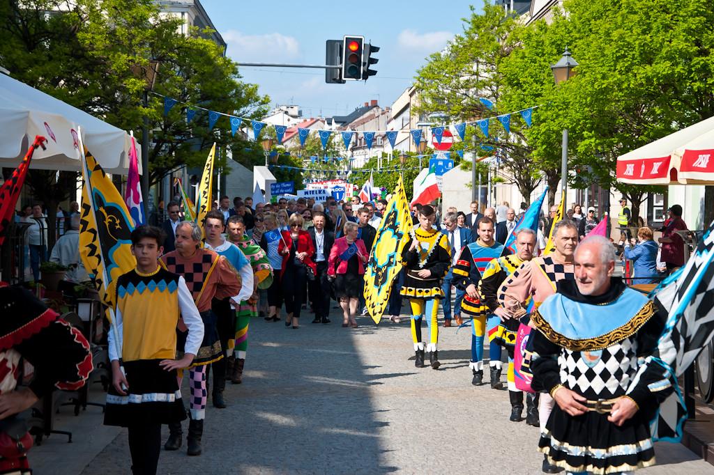 Kolorowa Parada Europejska - Zdjęcie główne
