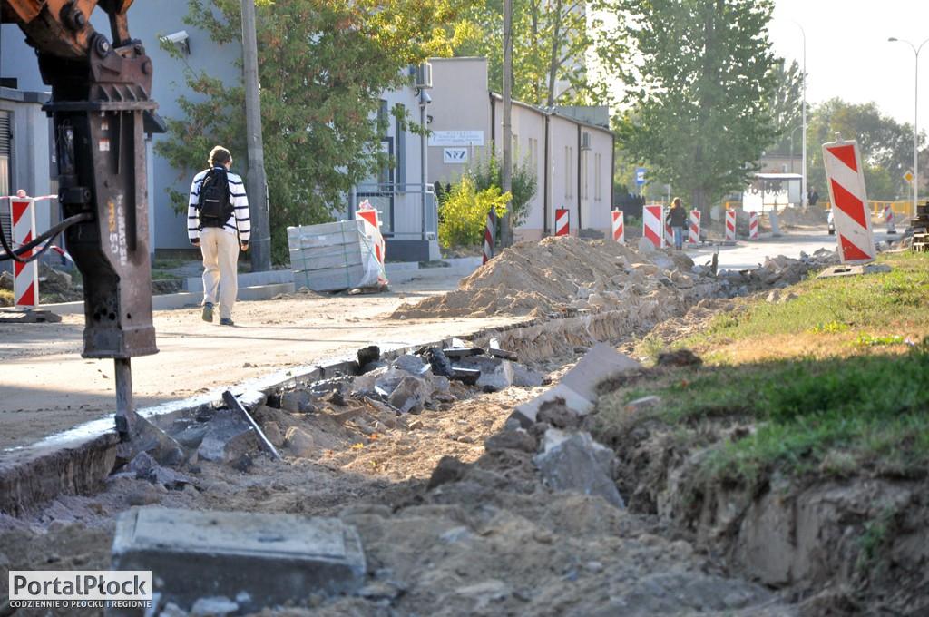 Rozpoczyna się remont kilku ulic - Zdjęcie główne