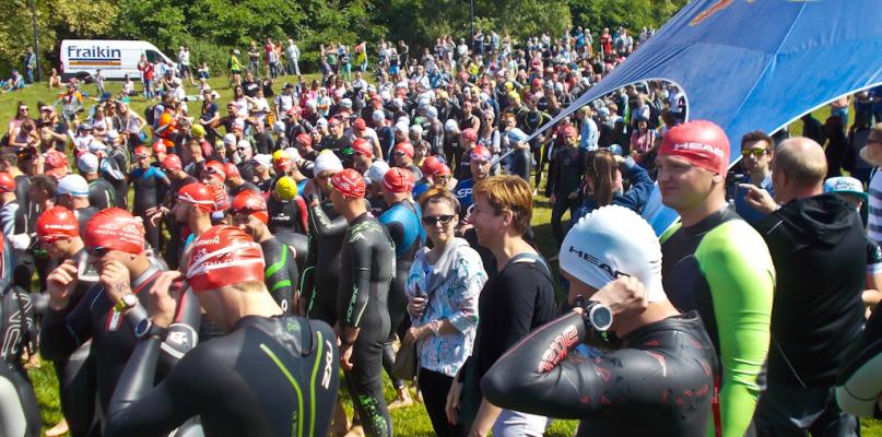 Garmin Iron Triathlon Płock [FOTO I WIDEO] - Zdjęcie główne