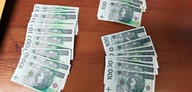 Płoccy policjanci zatrzymali fałszerza pieniędzy  - Zdjęcie główne