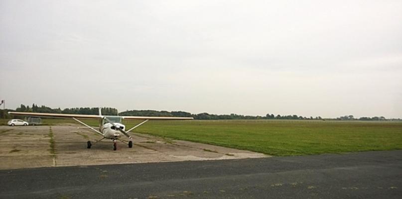 Kolejne plany dotyczące płockiego lotniska. Czy powstanie tor samochodowy? - Zdjęcie główne