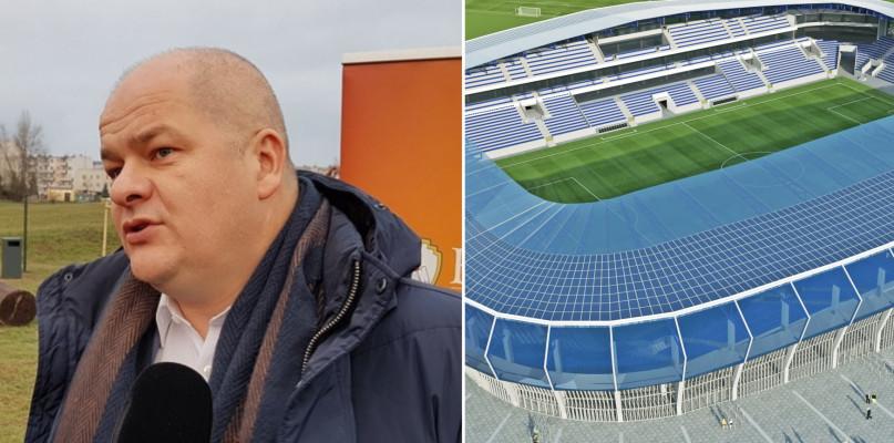 Andrzej Nowakowski: stadion jest jednym z priorytetów tej kadencji - Zdjęcie główne