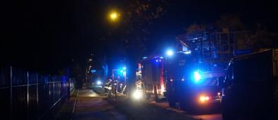 Pożar w internacie przy Norbertańskiej, ewakuowano uczniów - Zdjęcie główne