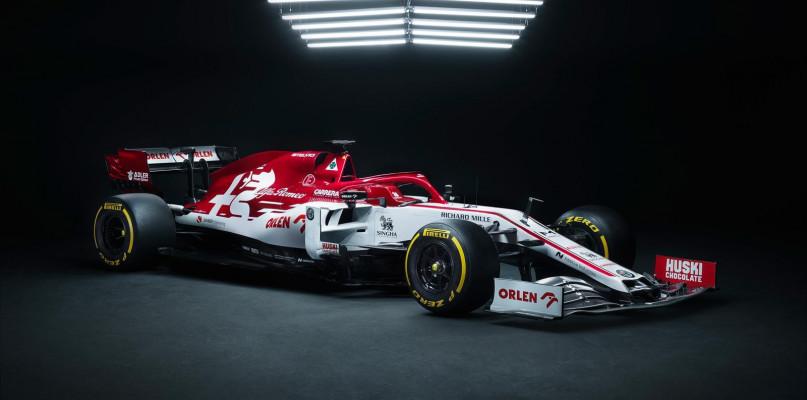 Alfa Romeo Racing Orlen zaprezentował bolid na sezon 2020  - Zdjęcie główne