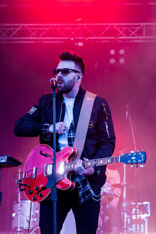 Grzegorz Hyży zaśpiewał na Pikniku Europejskim - Zdjęcie główne