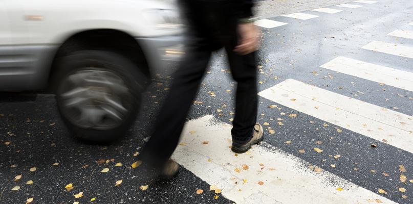 Tragedia na drodze. 45-latek zginął na miejscu - Zdjęcie główne