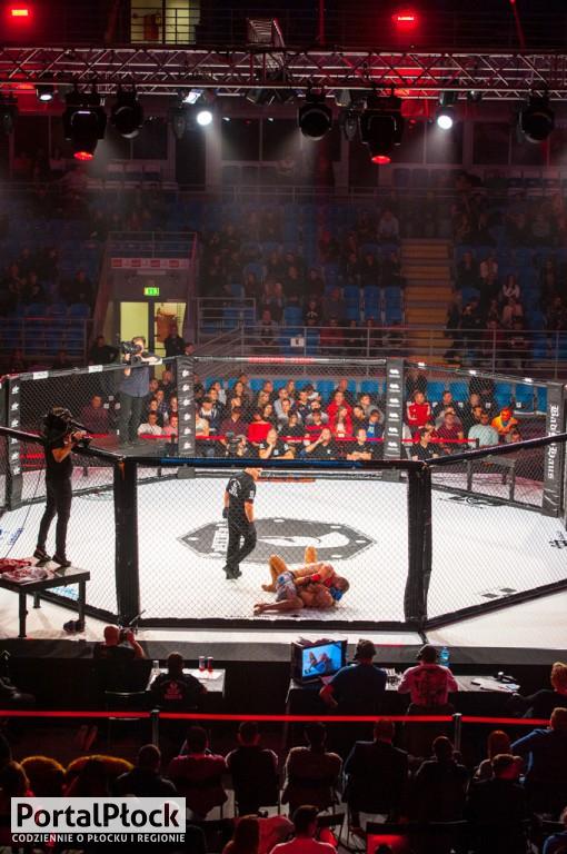 Gala MMA w Orlen Arenie - Zdjęcie główne