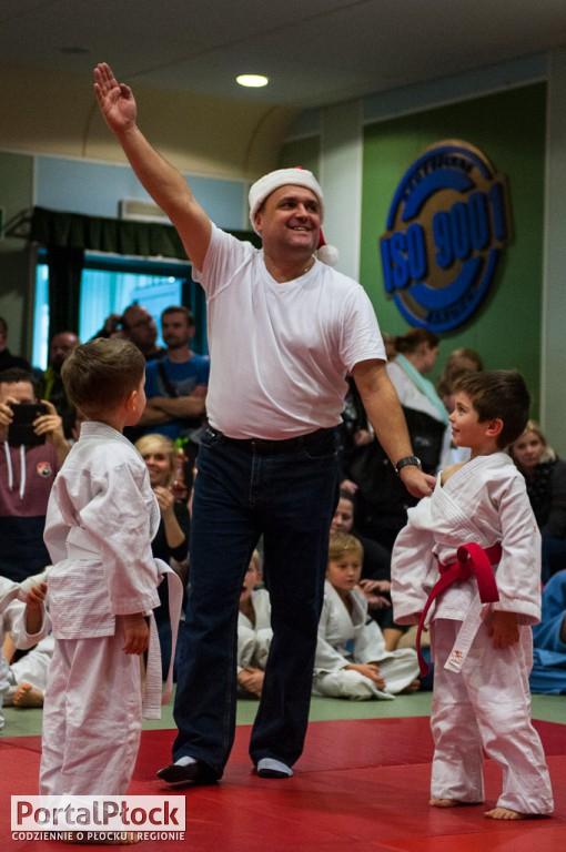 Mikołajkowy Turniej Judo - Zdjęcie główne