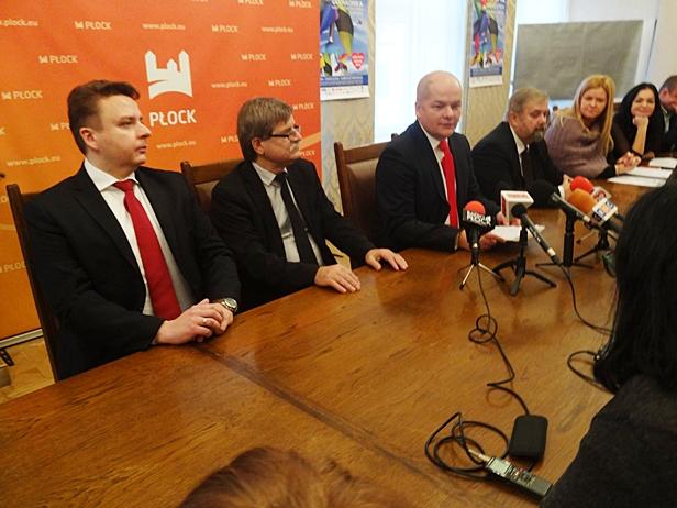 Już oficjalnie: trzech zastępców prezydenta - Zdjęcie główne