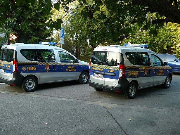 Straż miejska ma nowe samochody [FOTO] - Zdjęcie główne