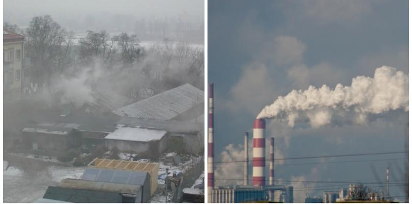 Przemilczany problem. A to emisja przemysłowa dominuje - Zdjęcie główne