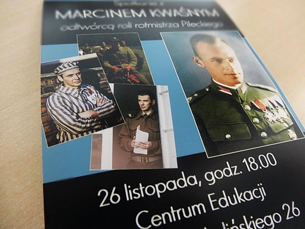Filmowy Pilecki: Kiedyś byłem lemingiem - Zdjęcie główne
