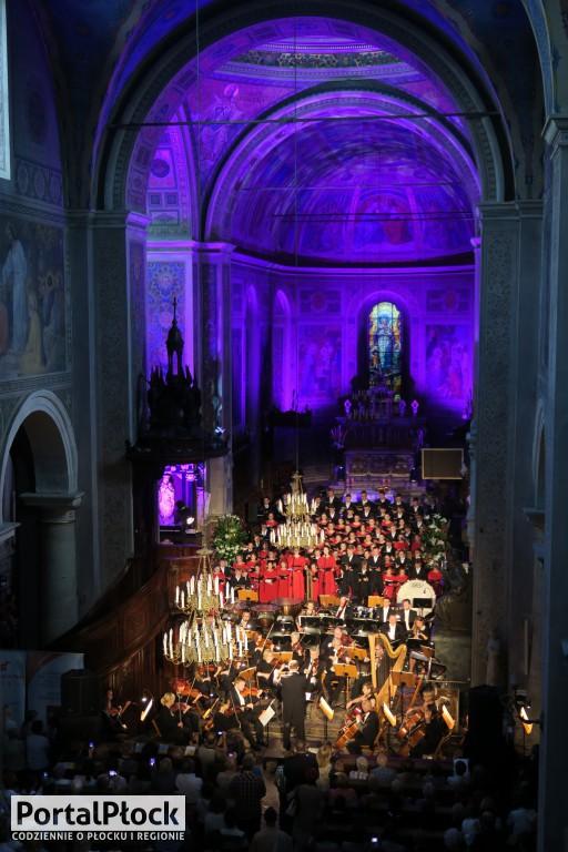 Moniuszko i Kilar w płockiej katedrze - Zdjęcie główne