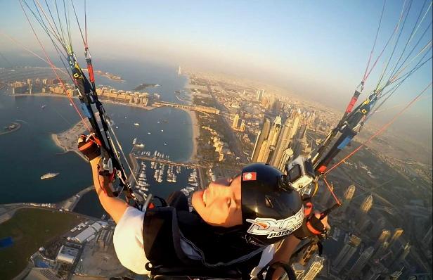 Płocczanin szósty na igrzyskach w Dubaju - Zdjęcie główne