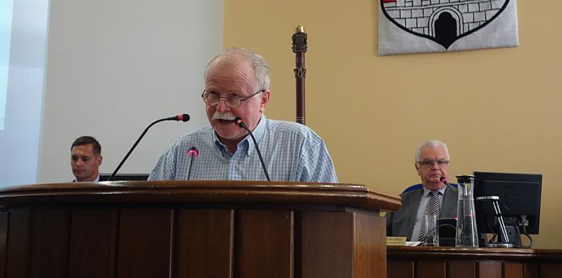 Znany mieszkaniec starówki na czele nowego komitetu  - Zdjęcie główne