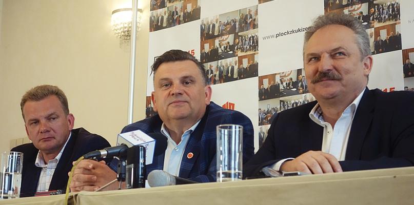 Kukiz'15 wkracza do gry. Chcą wystawić kandydata na prezydenta Płocka - Zdjęcie główne