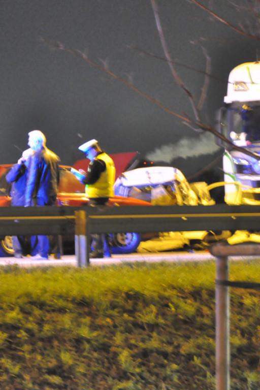 Wypadek na obwodnicy - Zdjęcie główne