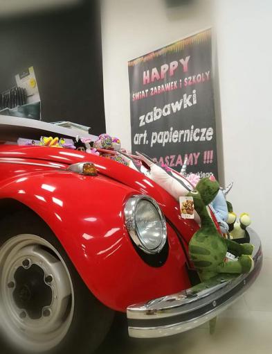 Wielkie otwarcie sklepu Happy  - Zdjęcie główne
