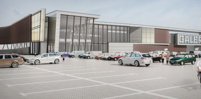 Będzie kolejna galeria handlowa w Płocku - Zdjęcie główne