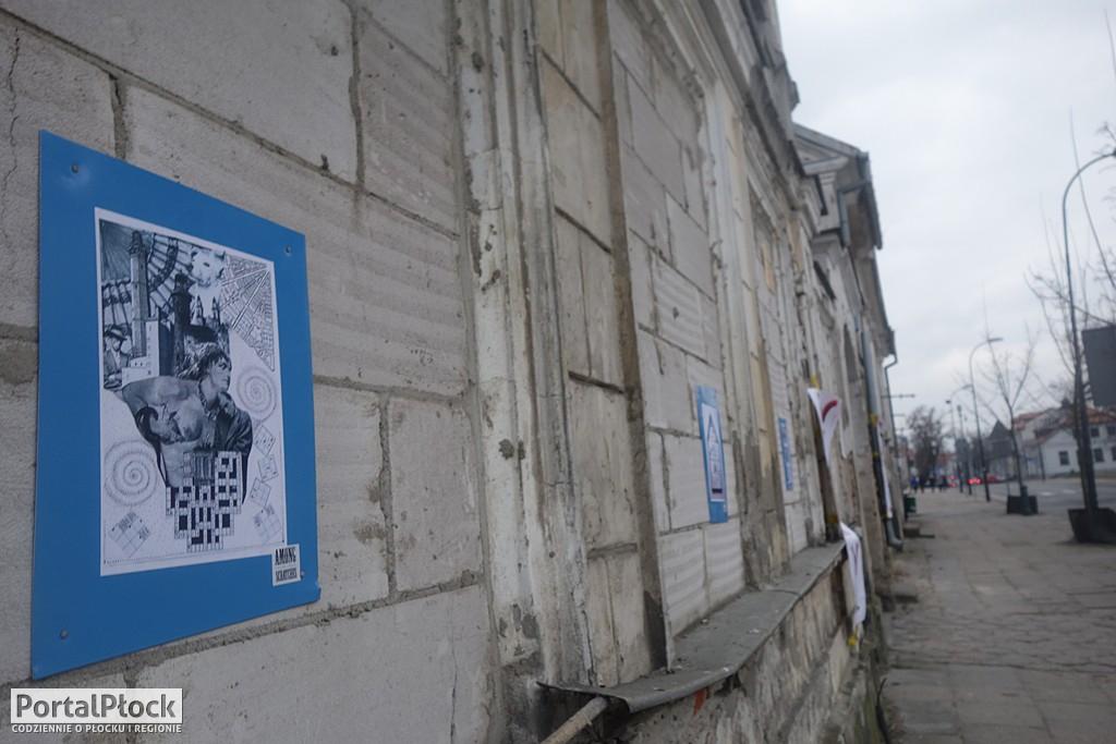 Znikająca wystawa - Zdjęcie główne