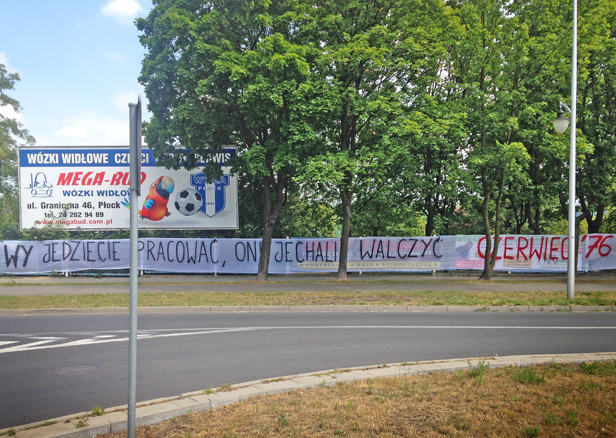 Transparent dla jadących do Orlenu [FOTO] - Zdjęcie główne