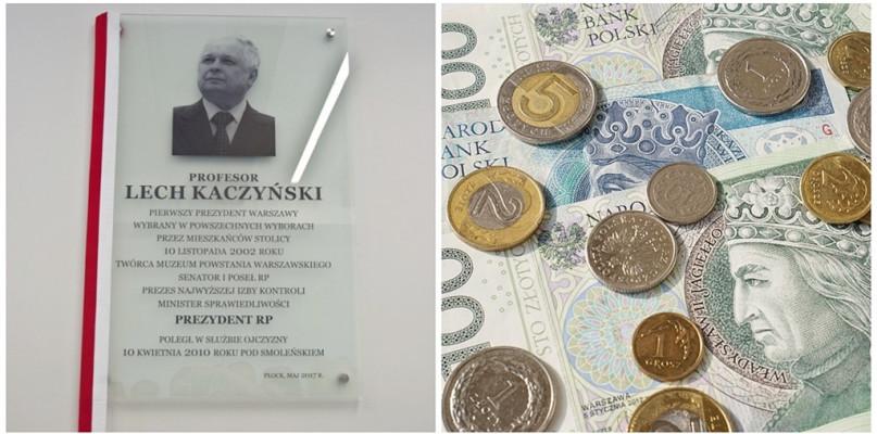 Pojawi się banknot z wizerunkiem Lecha Kaczyńskiego?  - Zdjęcie główne