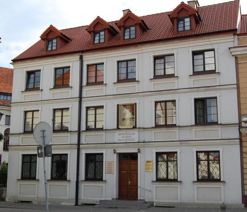 Rocznica objawienia w centrum Płocka - Zdjęcie główne