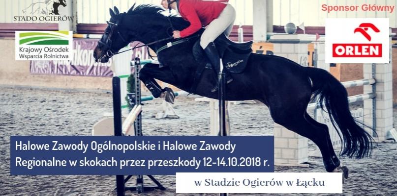 Już w ten weekend Zawody Jeździeckie w Łącku! - Zdjęcie główne
