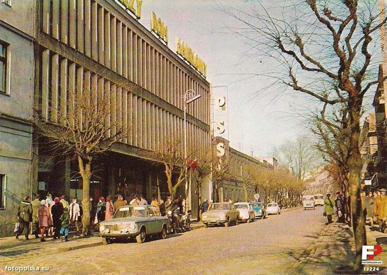 Kultowe sklepy w Płocku, których już nie ma. Pamiętacie je? - Zdjęcie główne