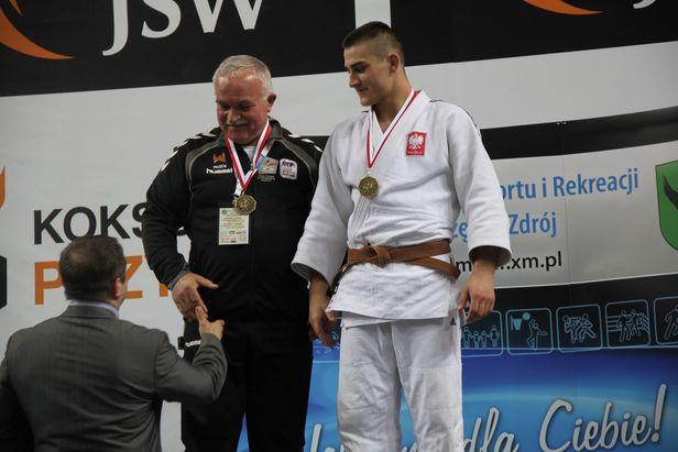 Doskonały występ płockiego judoki w Łodzi - Zdjęcie główne
