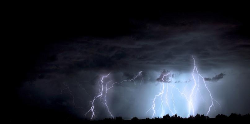 Uwaga! Możliwe burze i porywisty wiatr - Zdjęcie główne