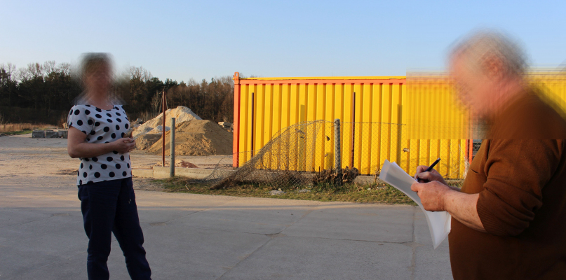 Konflikt na Gmurach. Mieszkańcy kontra firma budowlana - Zdjęcie główne