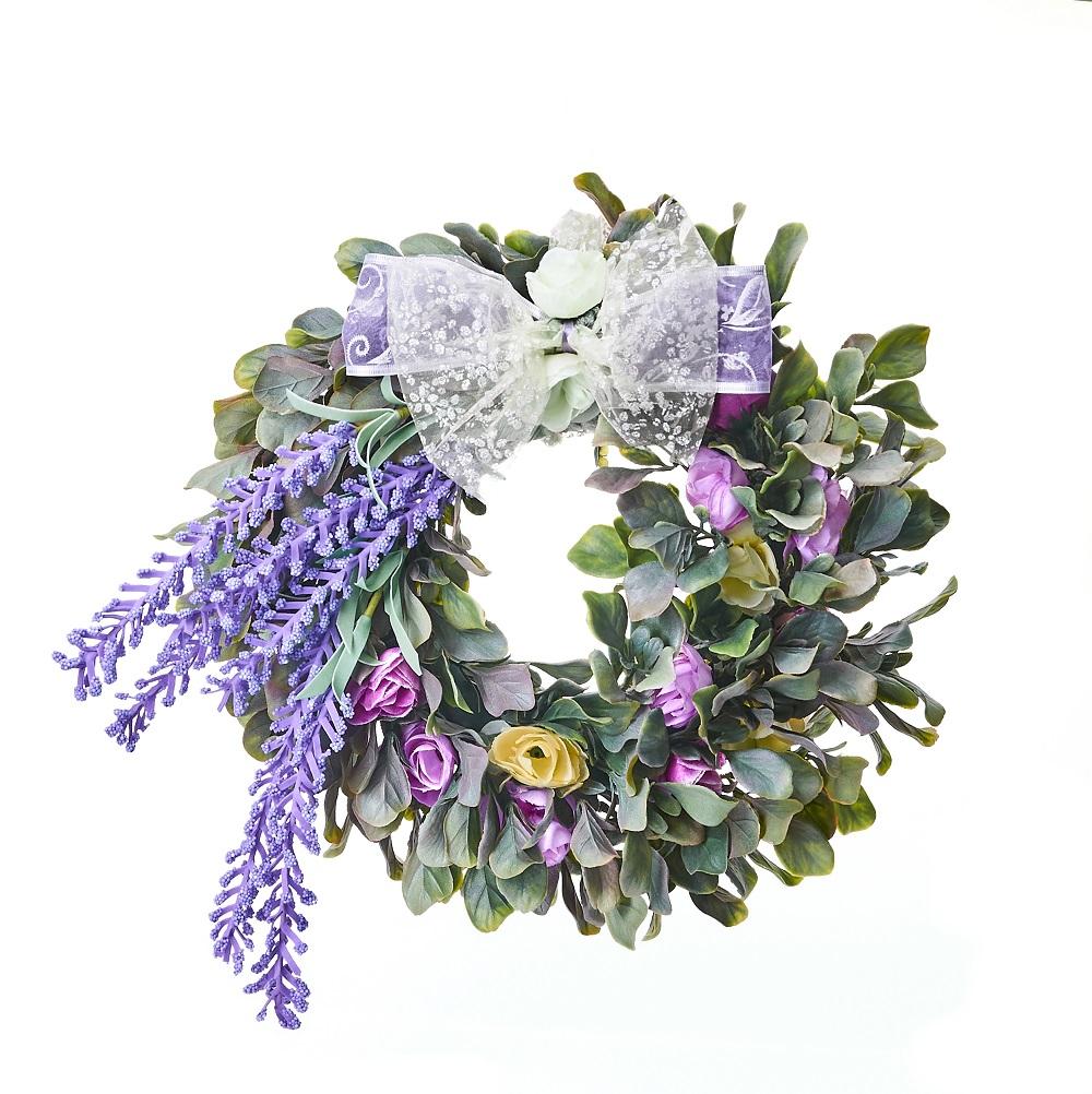 Wiosenne wiązanki funeralne, czyli jakimi kwiatami ozdobić grób po zimie - Zdjęcie główne