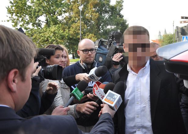 Frog do dziennikarzy: To wasza wina [FOTO] - Zdjęcie główne