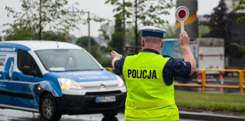 Policja bierze ciężarówki pod lupę. Wzmożone kontrole  - Zdjęcie główne