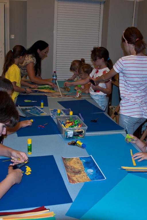 Młodzi płocczanie tworzyli dzieła sztuki - Zdjęcie główne