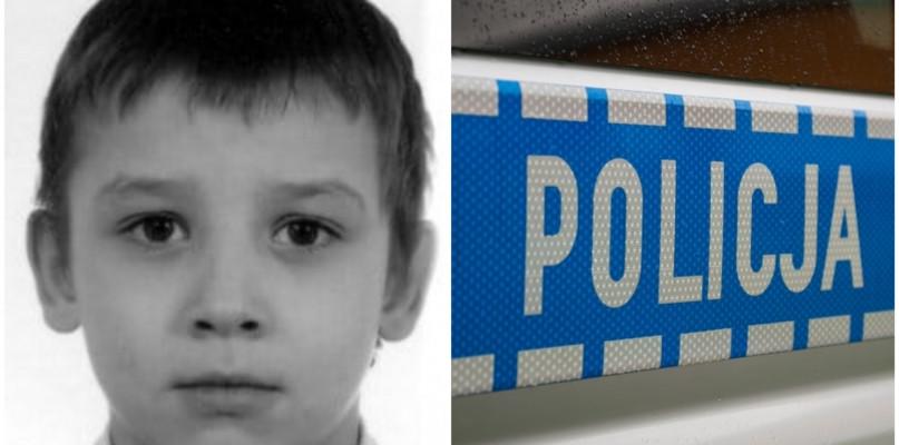 Zaginął 11-letni chłopiec. Po raz ostatni widziany był w czwartek - Zdjęcie główne