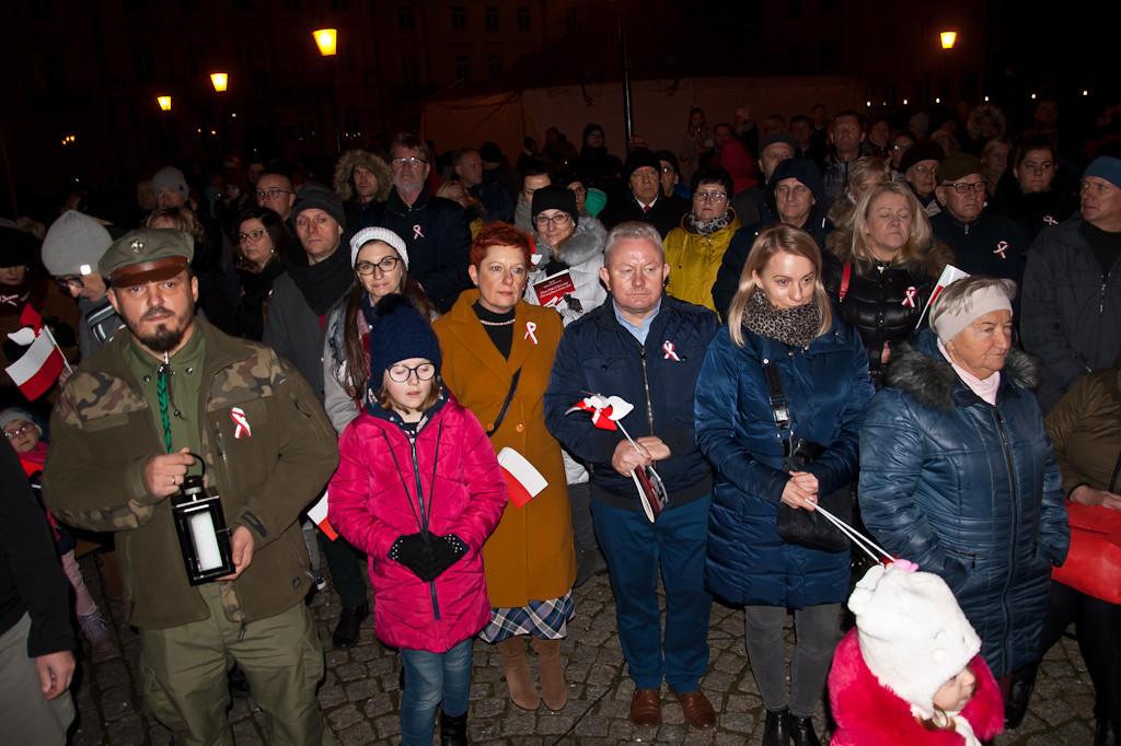 Setki płocczan na Podwieczorku Patriotycznym - Zdjęcie główne
