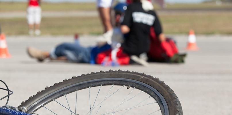 Sześcioletnie dziecko potrącone przez auto na Podolszycach - Zdjęcie główne