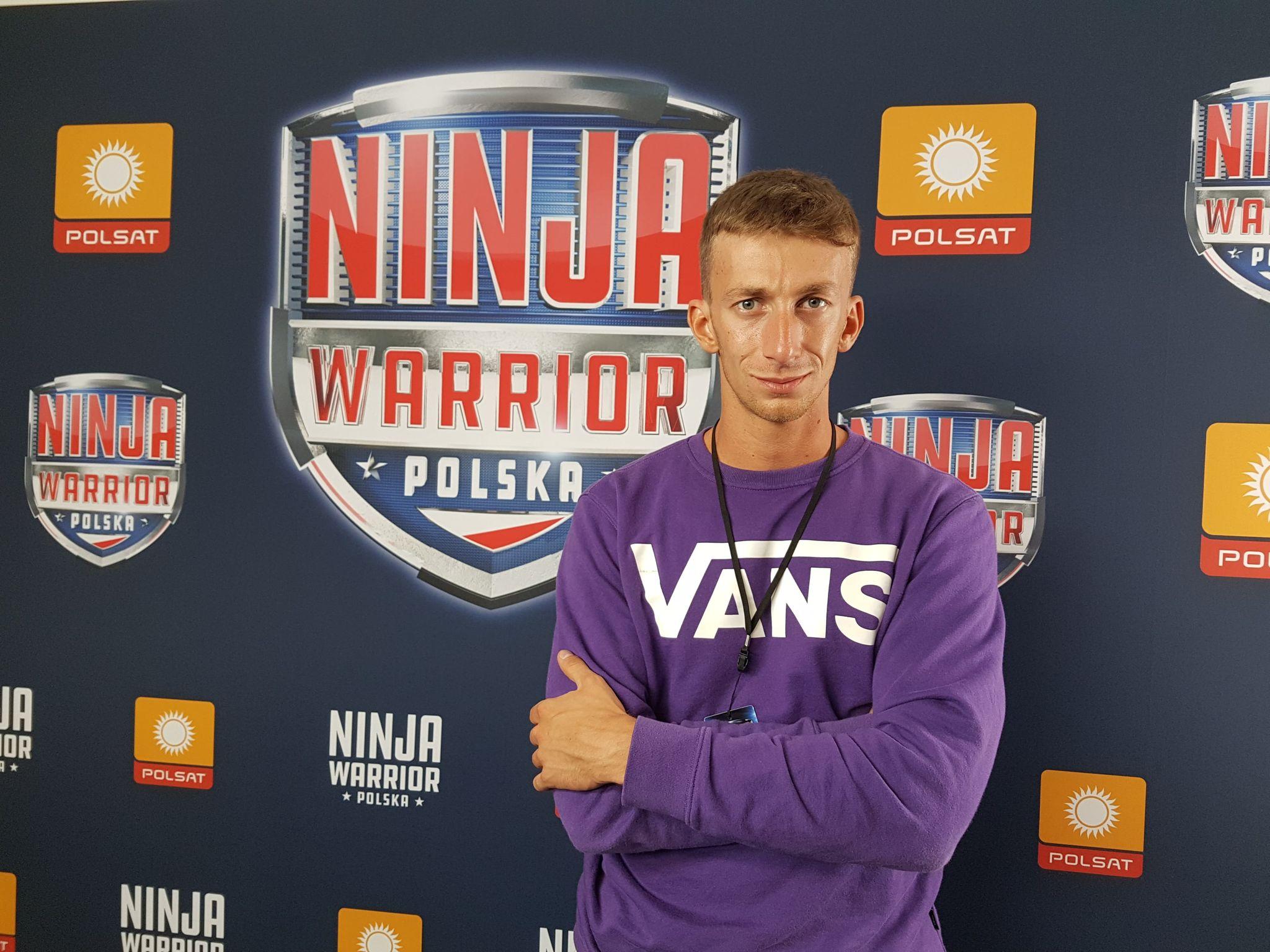 Płocczanin w Ninja Warrior. - To było duże wyzwanie - Zdjęcie główne