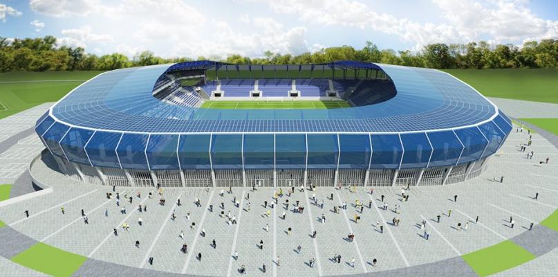 Nowy stadion dla Nafciarzy. Skąd to opóźnienie z przetargiem? - Zdjęcie główne