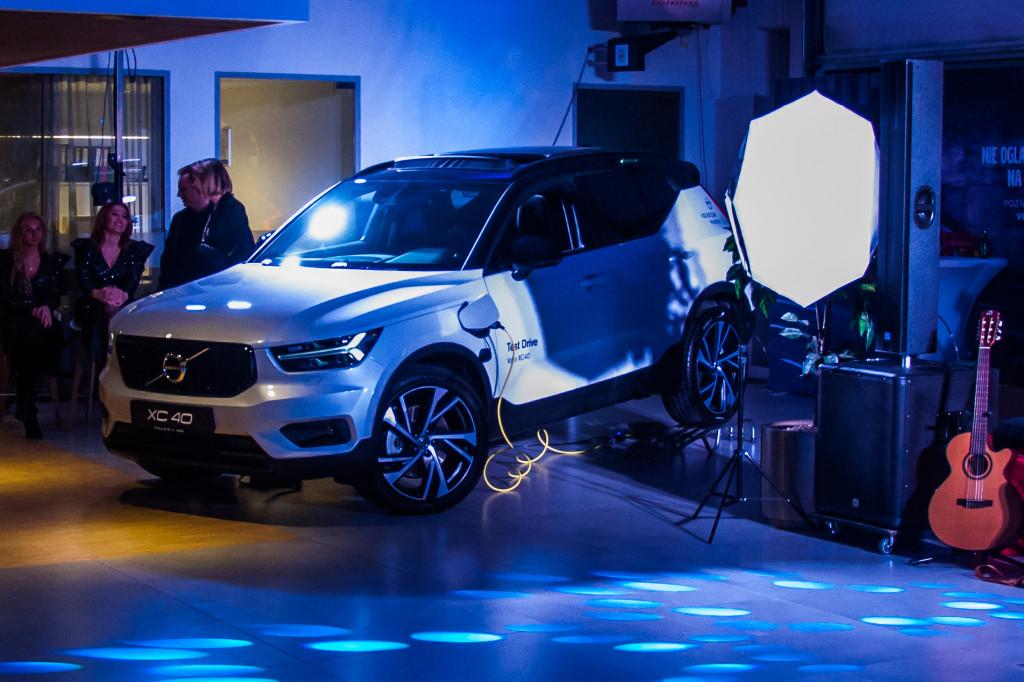 Dzień Kobiet w salonie Volvo - Zdjęcie główne
