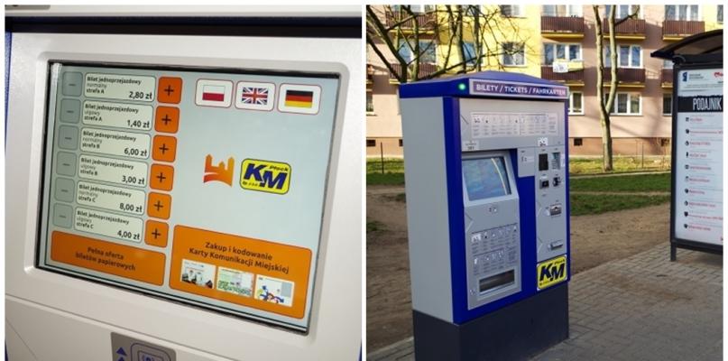 Wiemy już, gdzie stanie trzeci biletomat stacjonarny - Zdjęcie główne