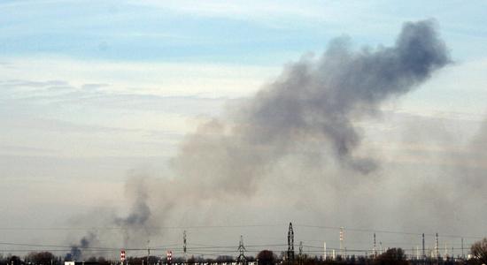 Ciemny dym nad Orlenem. Znów ćwiczenia - Zdjęcie główne