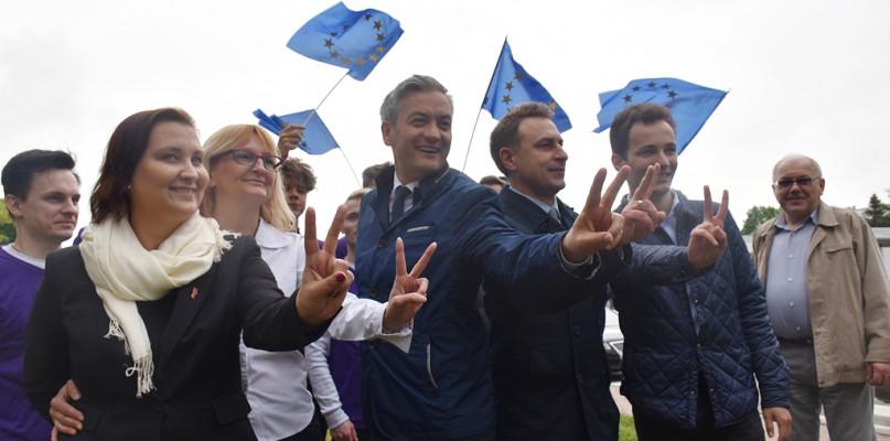 Robert Biedroń w Płocku: Legitymacja partyjna niczym karta do bankomatu - Zdjęcie główne