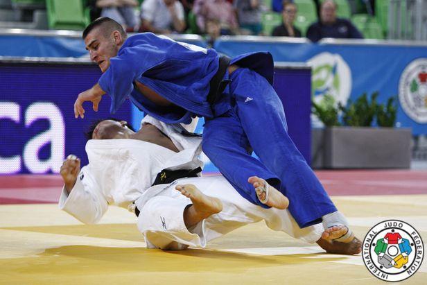 Płocki judoka z medalem Mistrzostw Świata - Zdjęcie główne