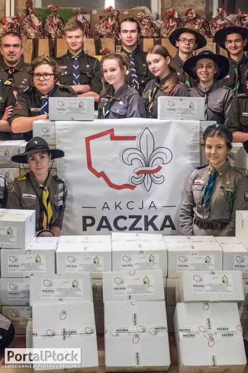 Harcerze ZHR wyruszyli na Ukrainę z paczkami - Zdjęcie główne